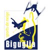 logo du club biguglia sports de neige