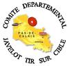 logo du club comité départemental javelot tir sur cible 62