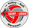 logo du club asbl volley Saint-Louis Waremme