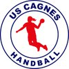 logo du club US CAGNES HANDBALL