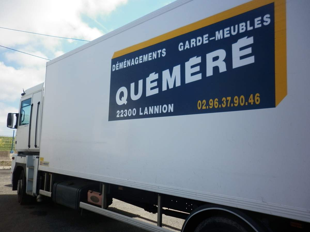 demenagement quemere lannion