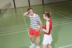 Badminton : rencontre amicale