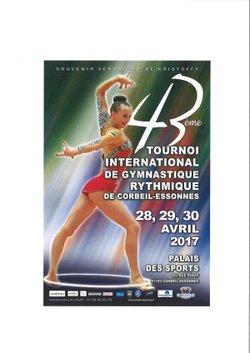 43ème Tournoi International de Gymnastique Rythmique