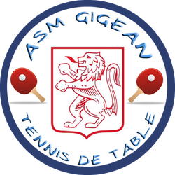 ASM GIGEAN TENNIS DE TABLE