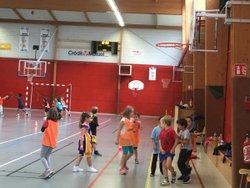 École de mini basket