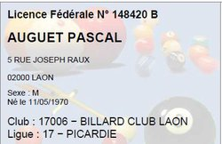 Pascal AUGUET