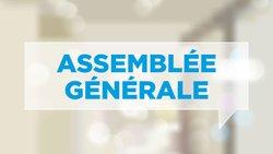 ASSEMBLÉE GÉNÉRALE - SUPPORTERS