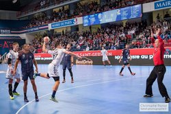 Match de gala MEHB vs PSG Handball