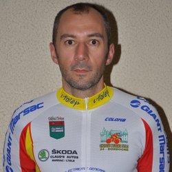 Christophe RAVAUD sous les couleurs du CLC.