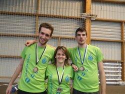 Championnat de Bretagne en salle à Ploermel
