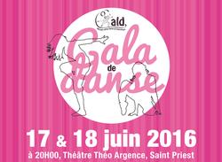 Gala de danse 17&18 juin 2016