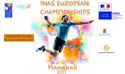 Un joueur de l'ESTB-HB aux Championnats d'Europe INAS !