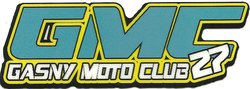 logo du club GASNY MOTO CLUB