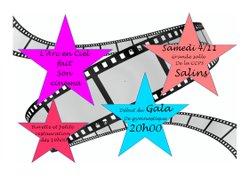 Gala l'Arc en Ciel fait son cinéma