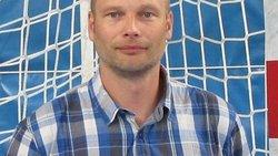 Frédéric Duval, nouveau président du club de hand