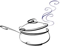 Invitation tir officiel + soupe à l'oignon.