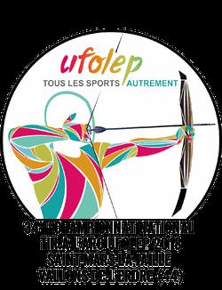 34éme CHAMPIONNAT NATIONAL DE TIR L'ARC UFOLEP .