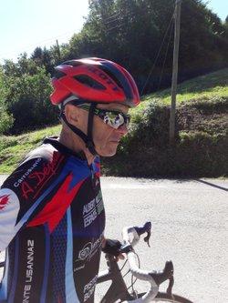 INTERVIEW DE Monsieur Alain DESMAZES  «Président de l Olympique Cyclisme Albertville»