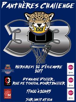 Panthères Challenge 3vs3