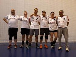 Volley: RAS4 assure sans difficulté