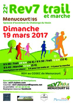 REV7 trail 2017 (19/03/2017)