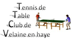 VELAINE EN HAYE Tennis de Table Club