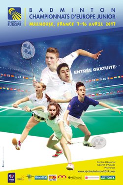 Les championnats d'Europe Junior