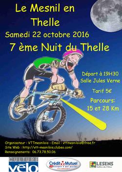 7 ème nuit du Thelle