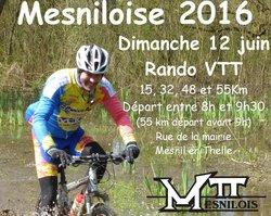 La Mesniloise 2016