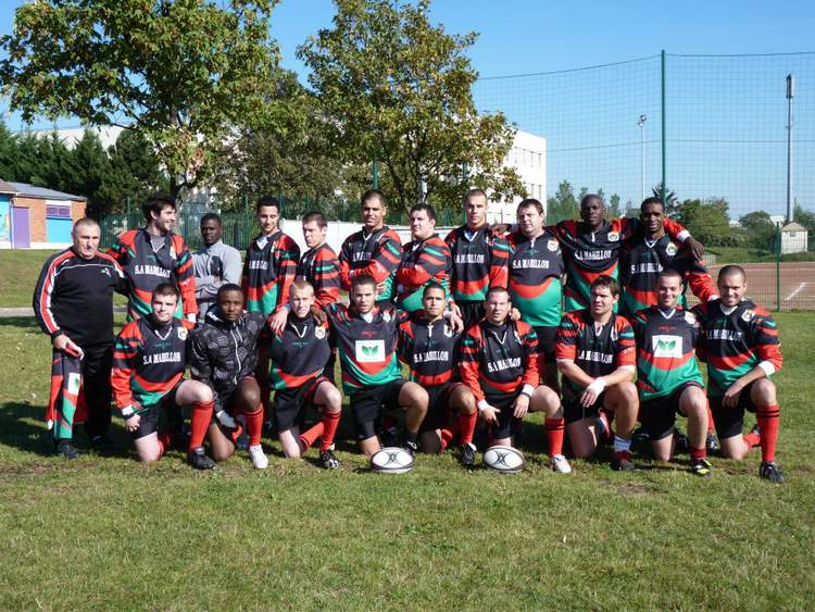 ESSTAINS RUGBY SENIOR Corpo