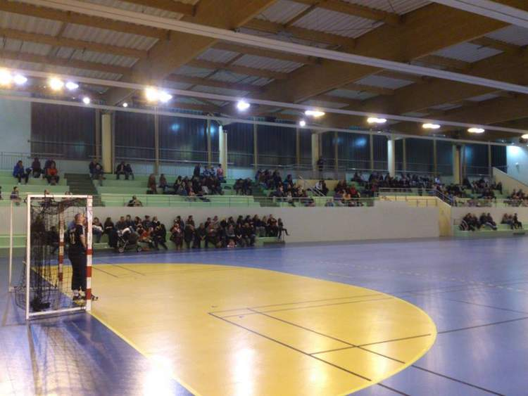 salle halle des sports daniel costantini photo n 176 1 club handball handball club chambly clubeo
