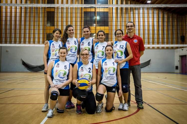 Départementale Féminine PSV-1