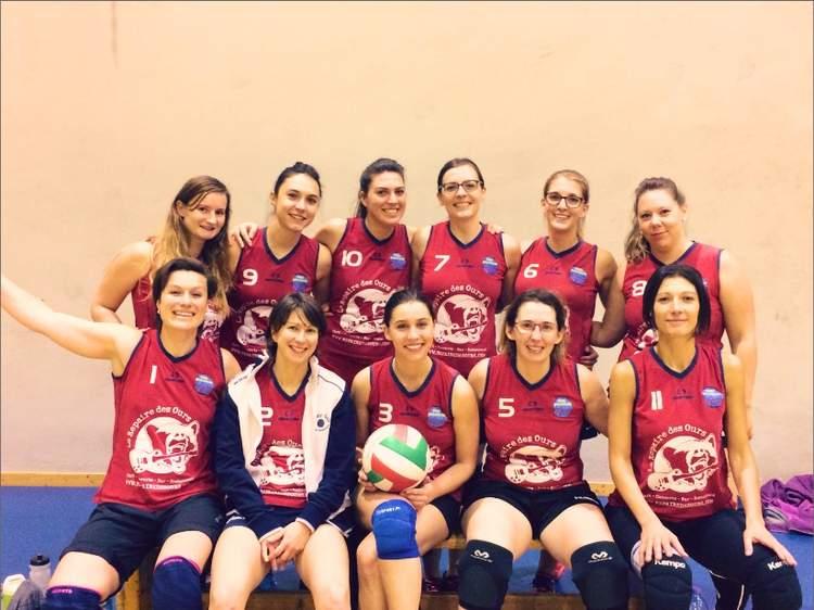 Passy Sallanches Volley - Départementale Féminine