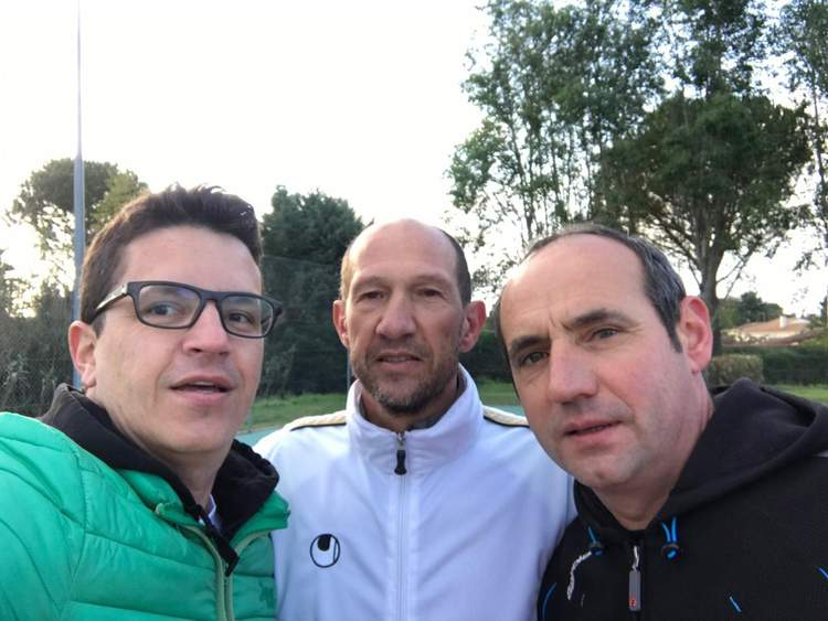 Equipe homme + 35 ans
