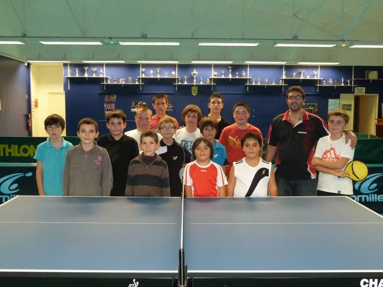 Ecole de Tennis de Table