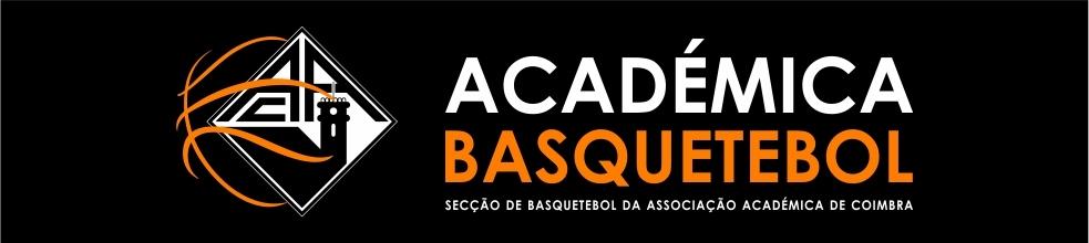 Associação Académica de Coimbra - Basquetebol : site oficial do clube de basquete de Coimbra - clubeo