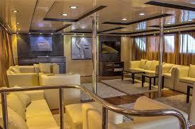 Intérieur du bateau Egypte 2018