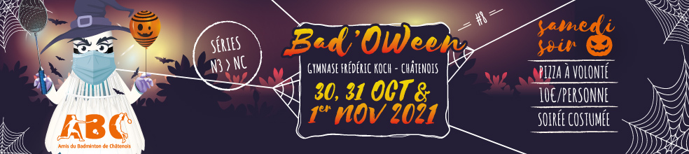 Amis du Badminton Châtenois : site officiel du club de badminton de CHATENOIS - clubeo