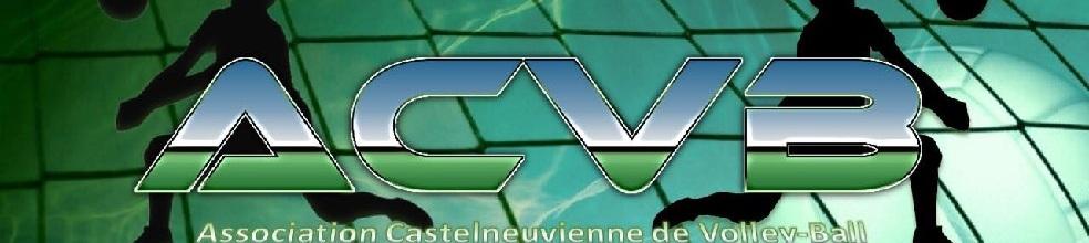 Association Castelneuvienne de Volley-Ball : site officiel du club de volley-ball de Châteauneuf-sur-Loire - clubeo