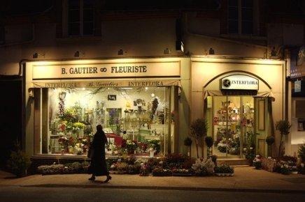 fleuriste Gautier