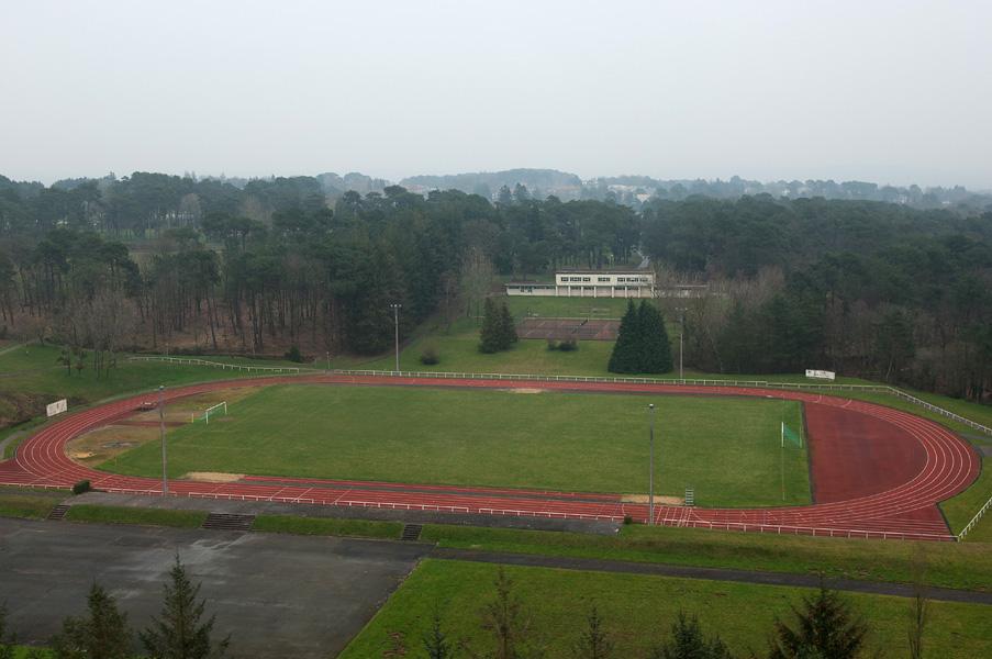 Le stade De Gaulle