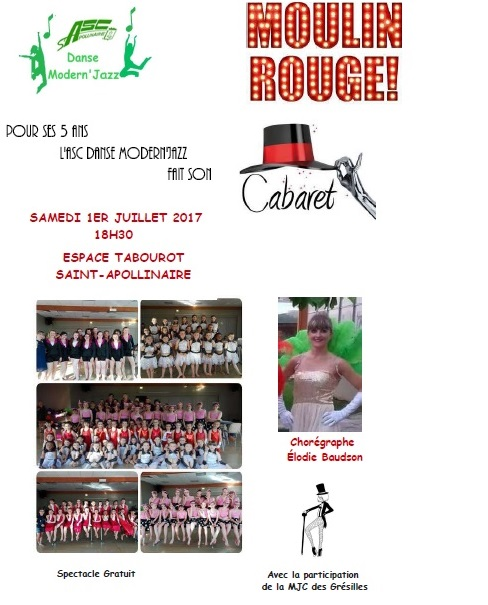Gala 1er juillet 2017