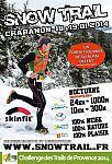 Affiche Snow Trail