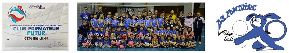 AS Fontaine VolleyBall : site officiel du club de volley-ball de FONTAINE - clubeo