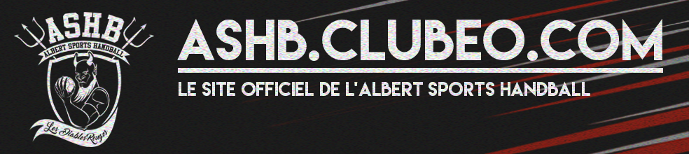 ALBERT SPORTS HANDBALL : site officiel du club de handball de Albert - clubeo
