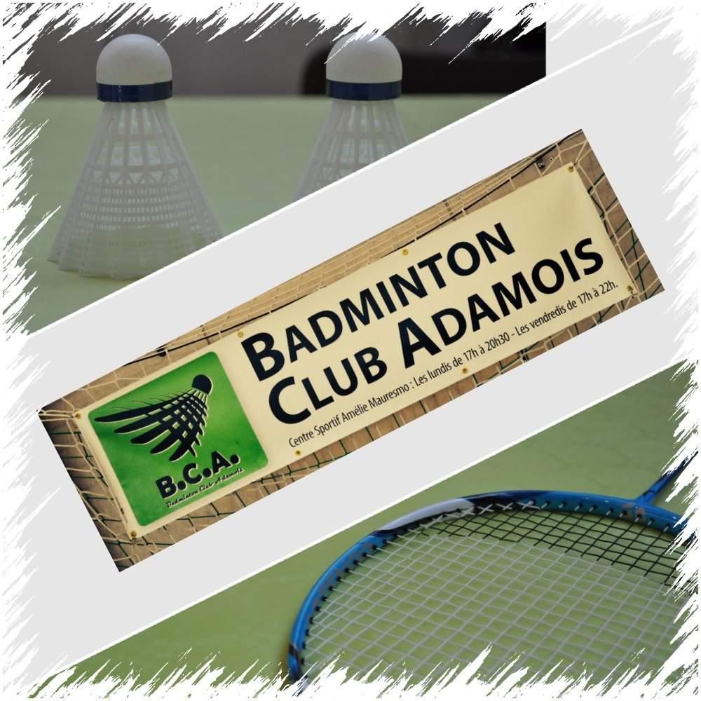 actualit changement des membres du bureau club de badminton badminton club adamois clubeo. Black Bedroom Furniture Sets. Home Design Ideas