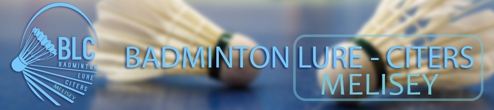 Badminton Lure Citers : site officiel du club de badminton de LURE - clubeo