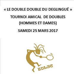 Le Double Double du Déglingué - 1ère Edition