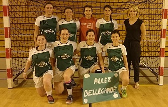 BELLEGARDE HANDBALL CLUB (01200) : site officiel du club de handball de Bellegarde-sur-Valserine - clubeo
