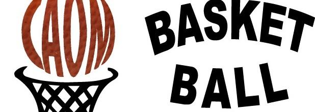 caom basketball : site officiel du club de basket de OUZOUER LE MARCHE - clubeo